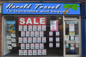 Harold Travel