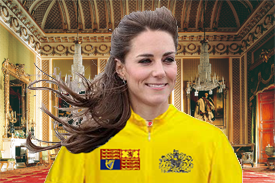 Kate may be stripped of the 'Royal Heir Makers' yellow jersey