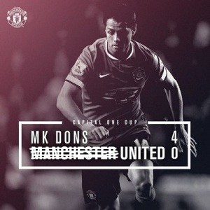 Man Utd Mk Dons